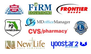 Clients: Farmers Insurance Group, Firm Solutions, Frontier Honda, Florida Health and Life Insurance, MD Office Manager, Lions Bank, New Life Fellowship, yoostar2